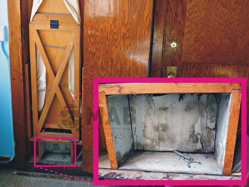 Evimizdeki Asbestli Malzemeler